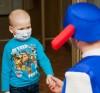 5-ти річний хлопчик з Чернігова став пожежником